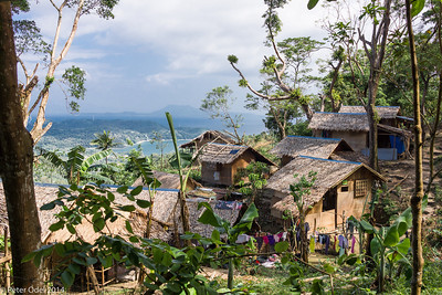 Mangyan people - and villages