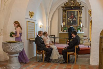 Hannes Og Nikolajs bryllup august 2015